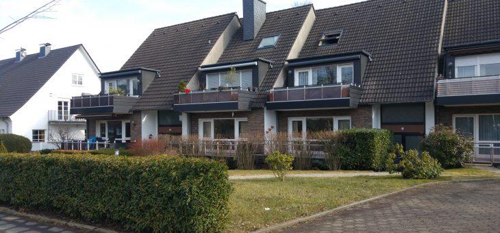 E-Bredeney: Schicke Komfortwohnung in sehr gepflegtem 4-Familien-Haus! (VERMIETET)