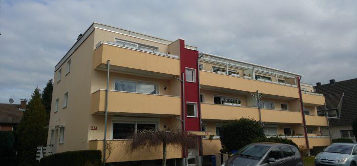 Sonnige, gut ausgestattete und sehr familienfreundliche Wohnung in gepflegtem 4-Familienhaus! (RESERVIERT)