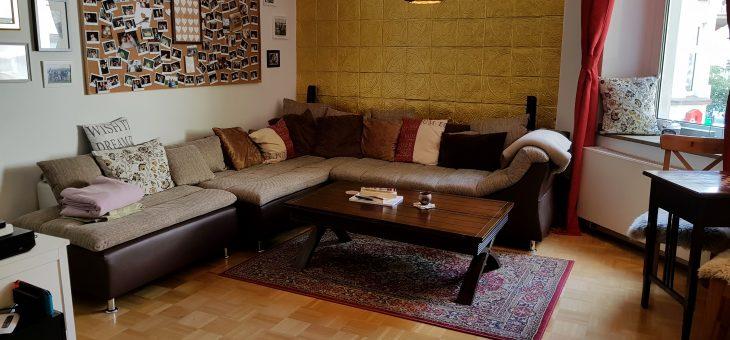 E-Rüttenscheid:Wunderschöne, großzügig geschnittene 4-Raum-Wohnung mit Balkon in begehrter Wohnlage! (VERMIETET)
