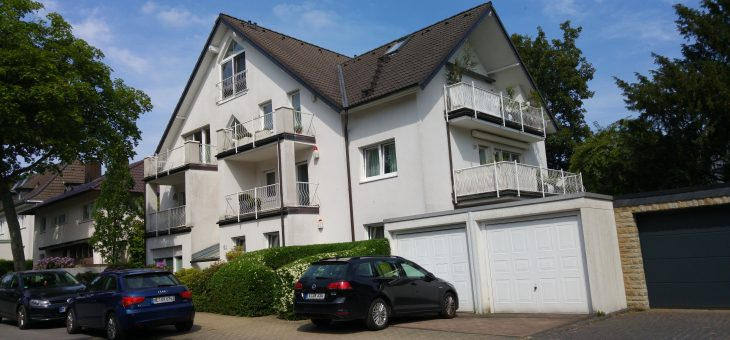 Bredeney! Komfort-Wohnung mit Balkon und Terrasse in allerbester Lage! (VERMIETET)