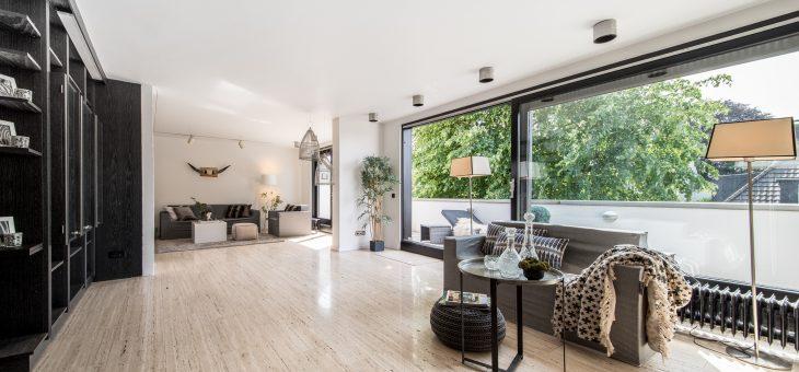 E-Bredeney: Äußerst individuelle und großzügige Maisonette-Wohnung in top Lage! (VERKAUFT)