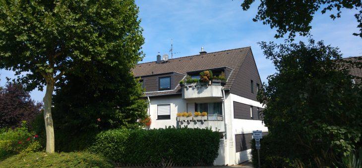 Essen-Kupferdreh: Sonnige, sehr gut geschnittene Wohnung in wunderschöner Lage! (VERMIETET)