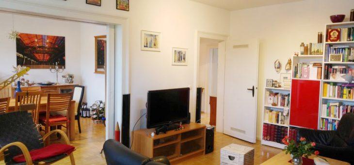 Familienfreundliche Altbau-Wohnung mit Loggia und allgemeiner Gartennutzung in gesuchter Lage! (VERMIETET)