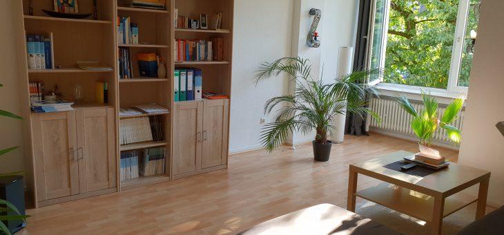 Gepflegte 2-Zimmer-Wohnung nähe Uniklinikum und Landgericht!