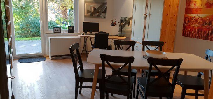 E-Steele: Schicke, sehr gut ausgestattete Wohnung mit Terrasse in ruhiger Wohnlage! (VERMIETET)