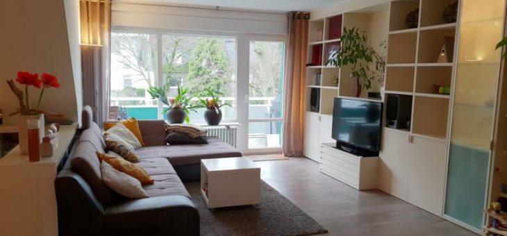E-Bredeney: Äußerst schicke und top ausgestattete Eigentumswohnung in begehrter Wohnlage! (VERKAUFT)