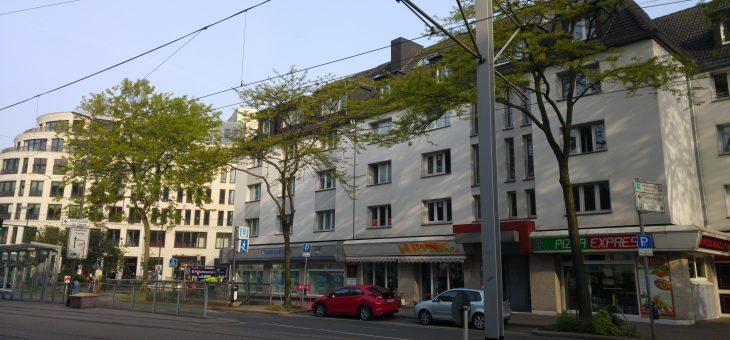 Loftartige DG-Wohnung im Herzen von Rüttenscheid! (VERMIETET)