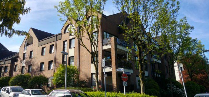 Haumannviertel: Top gepflegte ETW, Tiefgaragenstellplatz inklusive! (VERKAUFT)