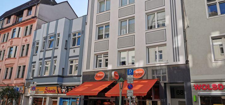Erstklassig ausgestattete Komfort-Wohnung im Herzen von E-Rüttenscheid! (VERMIETET)