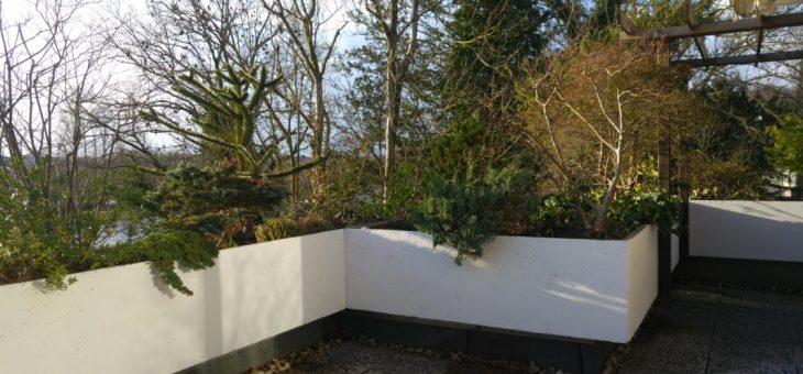 Hochwertig ausgestattete Komfort-Wohnung mit großer Terrasse und Blick auf die Ruhr! (VERMIETET)