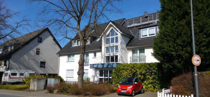 E-Burgaltendorf: Schicke und gut geschnittene Dachgeschosswohnung in sehr gepflegtem Haus! (VERKAUFT)