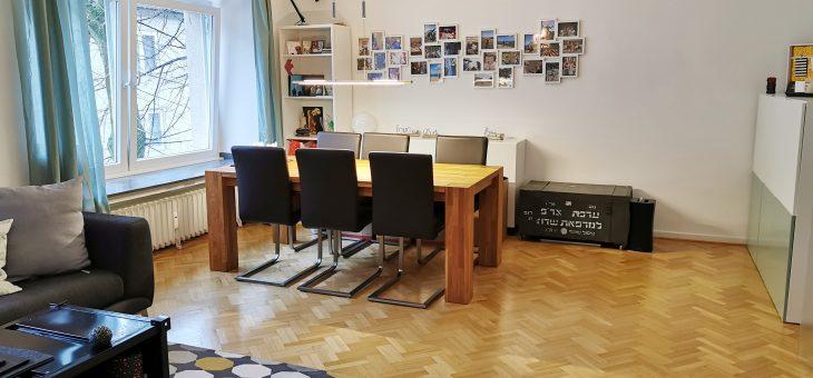 E-Rüttenscheid: Sonnige, sehr gut ausgestattete Wohnung mit Balkon in gepflegtem 4-Familienhaus! (VERMIETET)