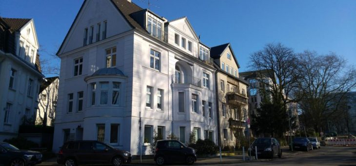 Rarität in Rüttenscheid: Traumhafte Stadtwohnung mit schönem Altbauflair (VERMIETET)