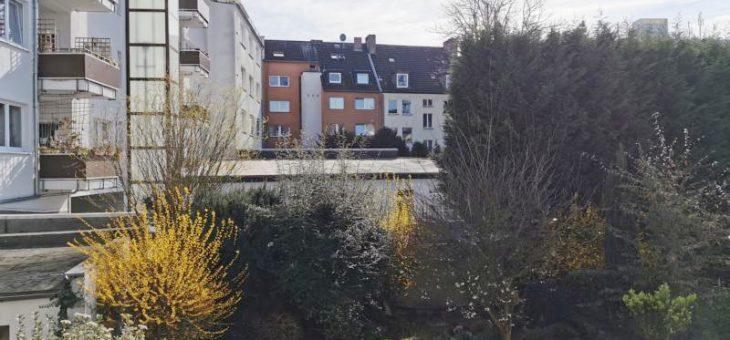 E-Rüttenscheid: Frisch renovierte 2-Zimmer-Wohnung in bester Wohnlage! (VERMIETET)