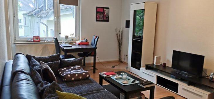 Äußerst gemütliche Wohnung inklusive Einbauküche in perfekter Lage von E-Holsterhausen!