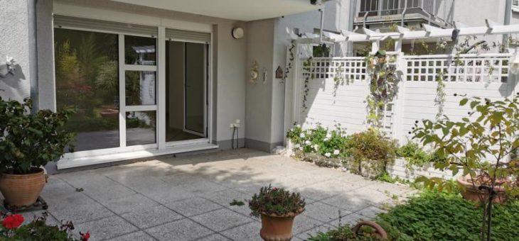 Schicke Wohnung mit großer Terrasse und die Ruhr in nächster Nähe!!! (VERMIETET)