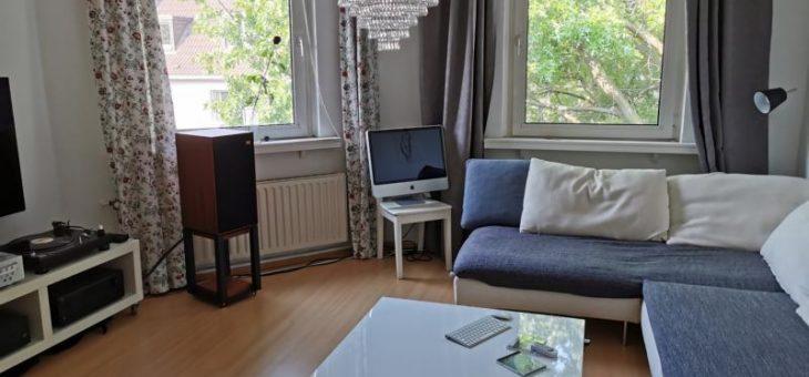 E-Rüttenscheid: Sehr gut geschnittene Wohnung mit Wohnküche und Balkon in bester Lage! (VERMIETET)