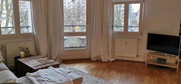 E-Holsterhausen: Äußerst charmante 2-Zimmer-Wohnung mit gemütlicher Wohnküche und Balkon! (VERMIETET)