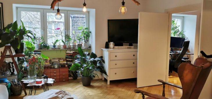 Einbauküche inklusive! Sonnige, gepflegte 3-Raum-Wohnung mit Balkon und kleinem Tageslichtbad! (VERMIETET)