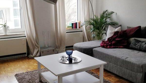 Schicke und sehr gut ausgestattete 2-Zimmer-Wohnung mit Balkon in gesuchter Wohnlage! (VERMIETET)