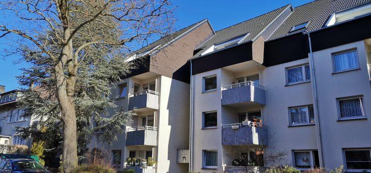 E-Bredeney: 4-Raum-Wohnung mit 2 Balkone in Top-Lage! (VERKAUFT)