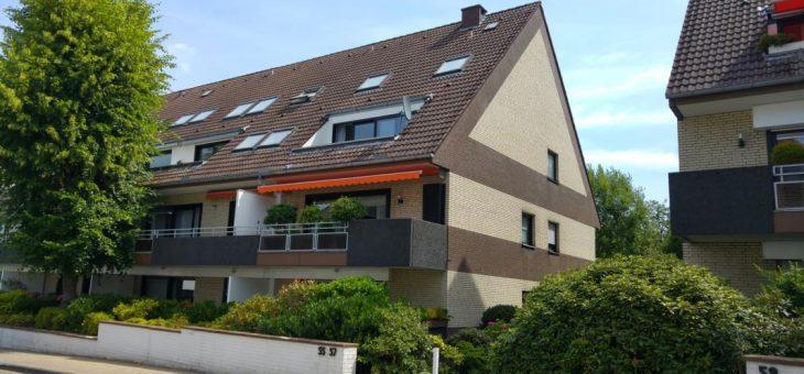 E-Bredeney: Familienfreundliche 4-Raum-Wohnung in bester Lage! (RESERVIERT)
